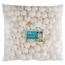 Набор мячей для настольного тенниса Butterfly белые, 144 шт (HD8605W)