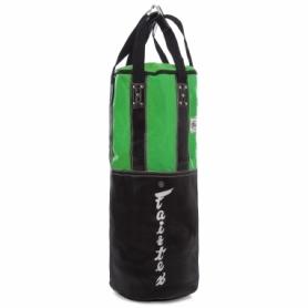 Мешок боксерский PU Fairtex (HB3) - зеленый, h-80см
