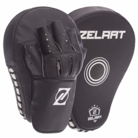 Лапы изогнутые Zelart BO-1350, черные