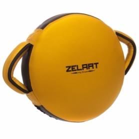 Макивара круглая Zelart BO-1359, желтая