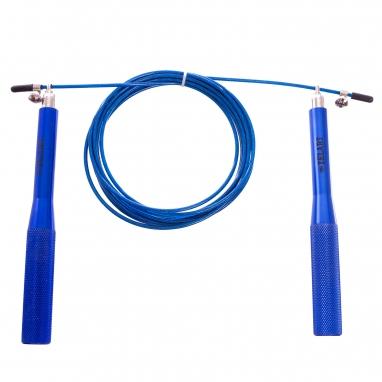 Скакалка скоростная Zelart FI-5100 синяя