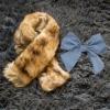 Детский конверт для коляски, санок 4 в 1 Springos SB0001 Blue - Фото №9