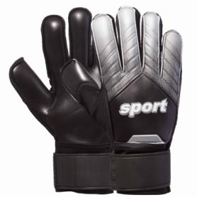 Перчатки вратарские 920 SPORT, черно-серые