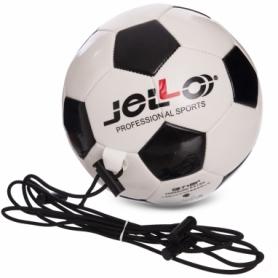 Мяч футбольный тренировочный (тренажер) Jello, №4 (FB-6420)