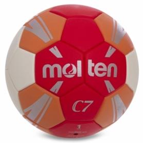 Мяч гандбольный Molten H2C3500 оранжевый, №2
