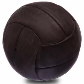 Мяч футбольный кожаный Vintage, 12 панелей (F-0251), №5