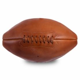Мяч для американского футбола кожаный Vintage American Football (F-0262), №5