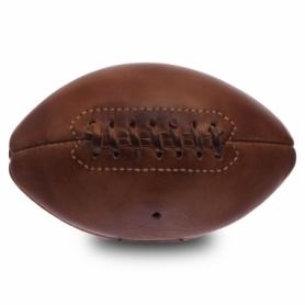 Мяч для американского футбола кожаный Vintage Mini American Football (F-0263)