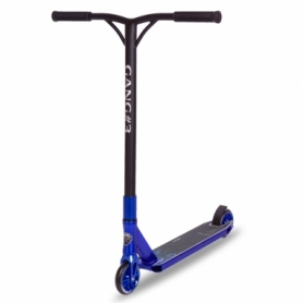 Самокат трюковый для профессионалов синий Easy Rider (YM-02)