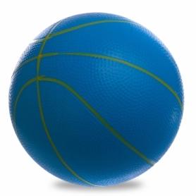 Мяч баскетбольный резиновый Legend (BA-1905), синий