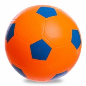 Мяч футбольный резиновый Legend (FB-1911), оранжевый