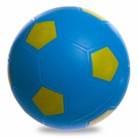 Мяч футбольный резиновый Legend (FB-1911), синий