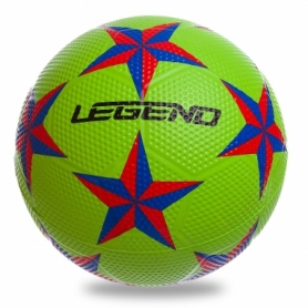 Мяч футбольный резиновый Legend (FB-1922), №5