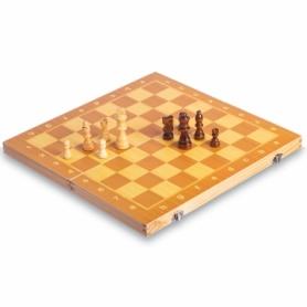 Шахматы деревянные на магнитах W6704, 39х39 см