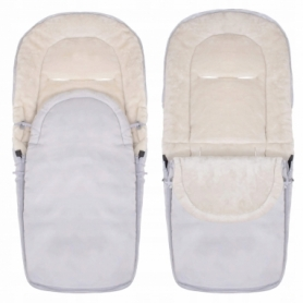 Детский конверт для коляски, санок 4 в 1 Springos SB0035 Grey