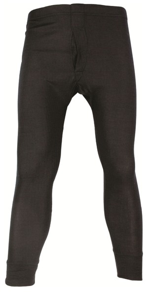 Термоштаны Highlander Thermal Long Johns Black