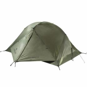 Палатка двухместная Ferrino Grit 2 (8000) Olive Green (91188LOOFR) (SN928397)