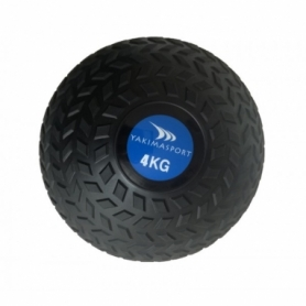 Медбол Slam Ball Pro Yakimasport YS-100421, 4 кг