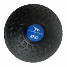Медбол Slam Ball Pro Yakimasport YS-100423, 6 кг