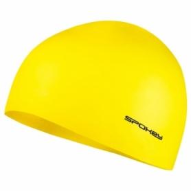 Шапочка для плавания Spokey Summer Cap (SL85345) - желтая