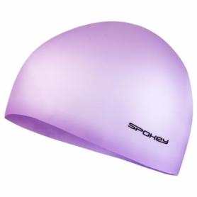 Шапочка для плавания Spokey Summer Cap (SL85351) - сиреневая