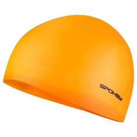 Шапочка для плавания Spokey Summer Cap (SL83963) - оранжевая