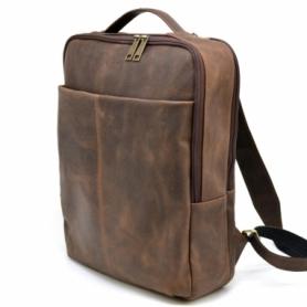 Рюкзак городской кожаный Tarwa (RC-7280-3md)