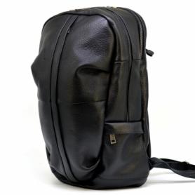 Рюкзак городской кожаный Tarwa (FA-7340-3md), черный