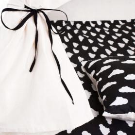Детская палатка (вигвам) Springos Tipi XXL TIP01 White/Black - Фото №7