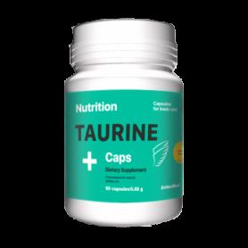 Аминокислота EntherMeal TAURINE ABPR79, 60 капсул