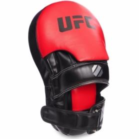 Лапа изогнутая удлиненная PU UFC UHK-69753, красная