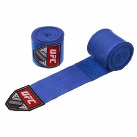 Бинты боксерские хлопок с эластаном UFC Contender UHK-69773, синие