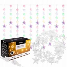 Гирлянда Springos 180 LED CL4005 - мультицветная, 2 м