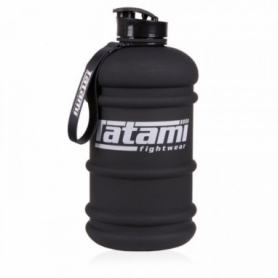 Бутылка для воды Tatami Fightgear, черная