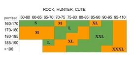 Комплект термобелья мужской повседневный Radical Rock SG (SLM8014) - Фото №6