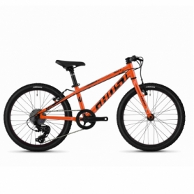"Велосипед горный Ghost Kato R1.0 20"", 2020 (65KA1121), оранжевый"