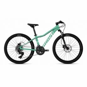 """Велосипед Ghost Lanao D4.4 24"""", 2020 (65LA1091), бирюзовый"""
