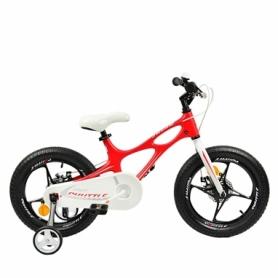 "Велосипед детский RoyalBaby Space Shuttle 16"" (RB16-22-RED), красный"