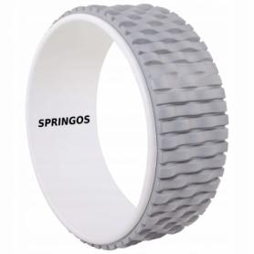 Колесо для йоги и фитнеса Springos Dharma FA0205