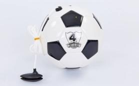 Мяч футбольный тренировочный (тренажер) Soccer, №4 (FB-6883-4)
