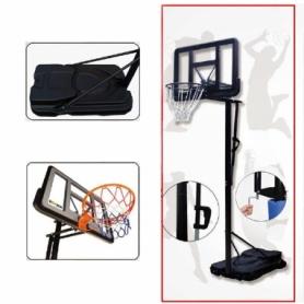 Стойка баскетбольная со щитом Ballshot Adult S020, 45 см