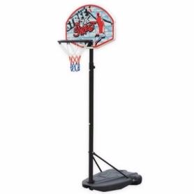 Стойка баскетбольная мобильная Ballshot 2,26 м (S881R)