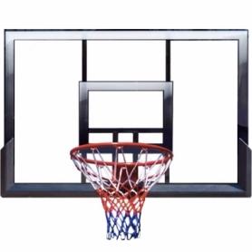 Щит баскетбольный с кольцом и сеткой Ballshot S008S, 45 см