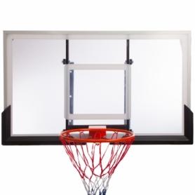 Щит баскетбольный с кольцом и сеткой Ballshot S027B, 45 см