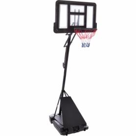 Стойка баскетбольная со щитом Ballshot Top S520, 45 см
