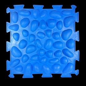 Коврик массажный с эффектом морской гальки Олви Пазлы 1 элемент (OL427133043)