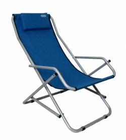 Кресло-шезлонг Novator SH-7 Blue (NV-201947)