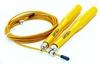 Скакалка скоростная Zelart FI-5100 золотая - Фото №3