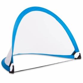 Ворота футбольные складные Poray синие, 121х81х81 см (PS-SN001S_BL)