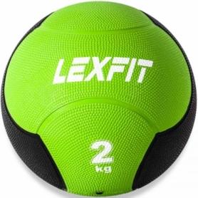 Медбол LEXFIT (LMB-8002-2), 2 кг
